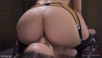 Alexa Nova – Valentina Nappi – Francesca Le – Face sitting Lesbians get Punished by Francesca Le