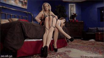 Angel Allwood – Jenna Sativa – Aspiring Rose Budder get\'s a taste of things to cum