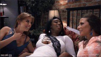 Ariel X – Britney Amber – Lisa Tiffian – Britney Amber Learns how lesbians do Anal