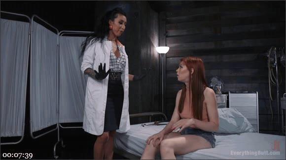 Ella Nova – Lily Lane – Alexa Nova – DP with Giant Slink AND an ARM, The Nova\'s are Anal Stars!_cover