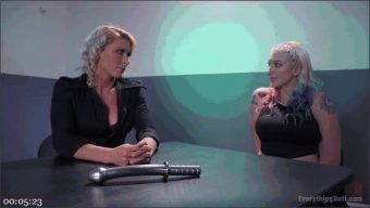 Leya Falcon – Ariel X – Anal Criminal Minds