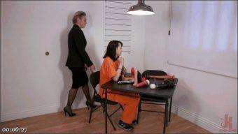 Charlotte Sartre – Dee Williams – Butthole Prison: Dee Williams Locks Up Charlotte Sartre for Anal Fraud