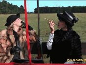 Carmen Rivera – Miss Emelie Bentley – Spanner – Armes Schwein 1 – Armes Schwein 2 – Sperm Pigs