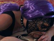 Carmen Rivera – Madame Maude – Arschfotze – Anonymous Fuck