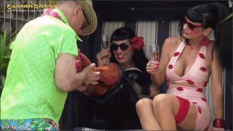 Carmen Rivera – Lady Vampira – Party-Opfer – Franky – Aqua Fickness: Chapter One
