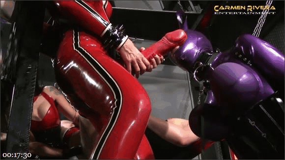 Sling King – Blashure – Carmen Rivera – Mistress Hidest – PLUG & PLAY: Chapter Three_cover