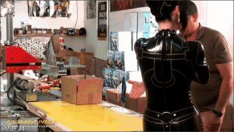 Carmen Rivera – Lady Sahara – Franky – Dildo Shopping Queens: Chapter Three