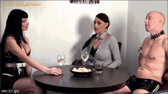 """Carmen Rivera – Miss Roxxy – Mister P. – Chris \""""Schock\"""" Cock – Cuckold 666: Chapter One_cover"""