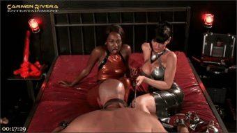 Carmen Rivera – Lady Sahara – Sklave – Franky – Sklave – Hart am Start: Kapitel 1