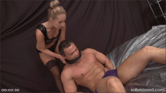 Jenny Simons – Peter Stallion – Leather And Submission_cover