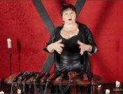 Nerine Mechanique – Cleo Dubois – Sensual Flogging 101 – with Cleo Dubois