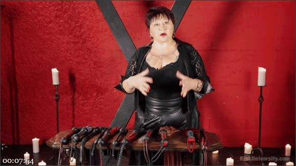 Nerine Mechanique – Cleo Dubois – Sensual Flogging 101 – with Cleo Dubois_cover