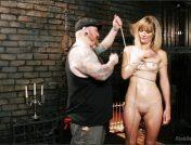 Mona Wales – Boss Bondage – Asymmetric Bondage with Boss Bondage