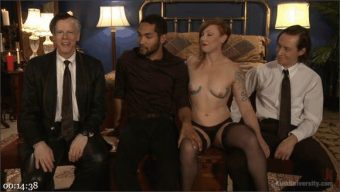 Mickey Mod – Owen Gray – Danarama – Sahara Rain – MMMF Threesomes: How to Perform Double & Triple Penetration