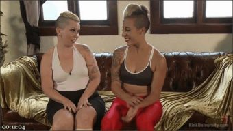 Andre Shakti – Tina Horn – Ass Worhship: Beyond Spanking