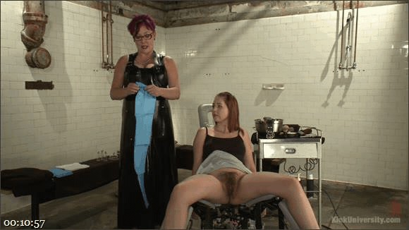 Mistress Minax – Aali Rousseau – Erotic Shaving – How to Make Your Partner's Pussy Pube-less_cover