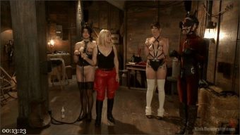 Kay Kardia – SubMiss Ann – Olivia Fawn – Speckles – Pony Play for the New Pony or New Trainer