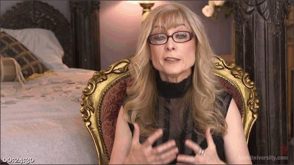 Nina Hartley – Introduction to Polyamory: Spreading the Love_cover