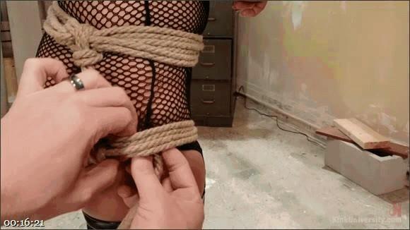 Marica Hase – Danarama – The Pope – Suspension Bondage for Sex_cover