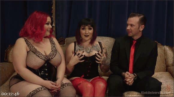 April Flores – Will Havoc – Camille Black – Big & Beautiful Sex Techniques_cover