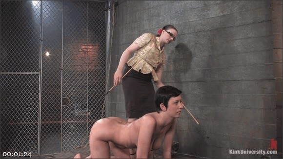 Claire Adams – Cherry Torn – Caning 101 with Claire Adams_cover