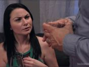 Derrick Pierce – Veruca James – The Shy Girl\'s Anal Submission