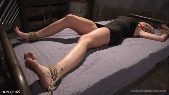 Alena Croft – Bill Bailey – The Captive Slut Under the Stairs_cover