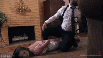 Tommy Pistol – Silvia Saige – Hacienda Takedown