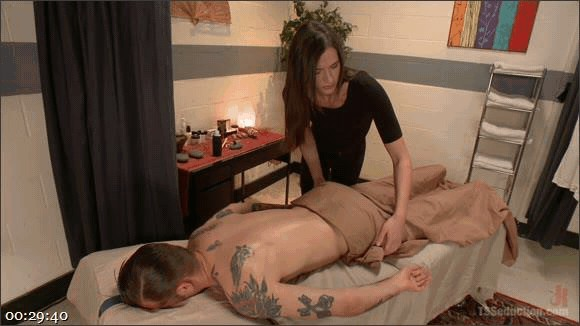 Michelle Firestone – Will Havoc – Massage Goes from Legit to Cumswapping in a Single Graze of a Cock_cover