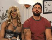 Salina Samone – Jake Wilder – The Debut of TS Salina Samone!