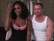 Natassia Dreams – Beau Warner – Natassia Dreams pumps her cock deep into muscle boys hungry asshole!