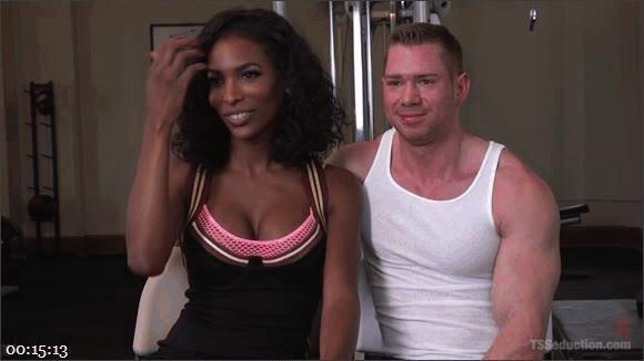 Natassia Dreams – Beau Warner – Natassia Dreams pumps her cock deep into muscle boys hungry asshole!_cover