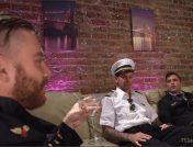 Lance Hart – Will Havoc – Sebastian Keys – Aubrey Kate – Aubrey Kate\'s 1st Cockpit Cum Fest Gangbang!