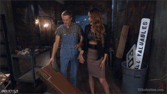 Jessica Fox – Zane Anders – A Crafty TS Fucking!