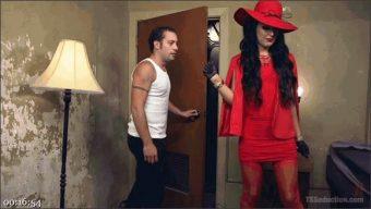 DJ – Chanel Santini – The Devil In A Red Dress