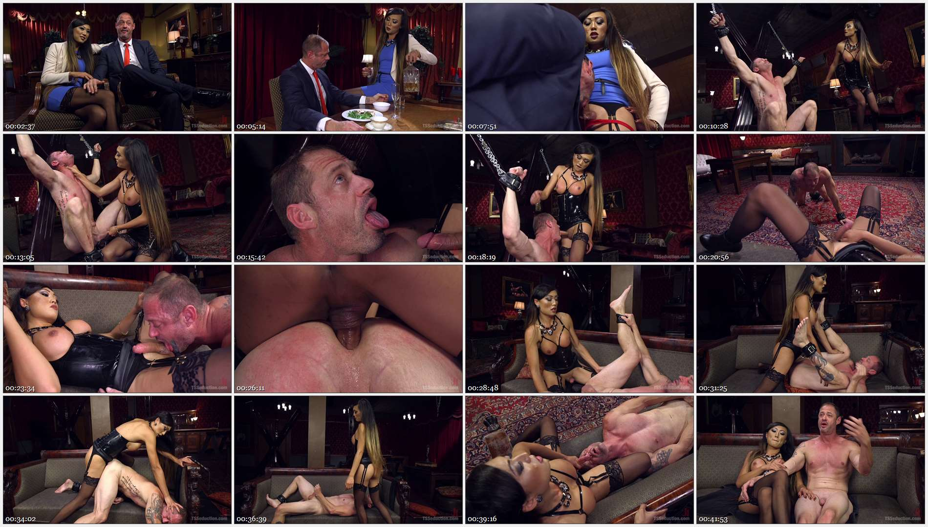 D. Arclyte – Venus Lux – Huge Fat Load Of TS Cum For A Politician