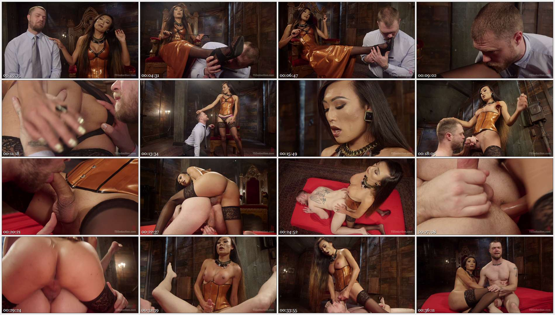 Mike Panic – Venus Lux – Her Willing Slave