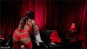 Honey FoXXX – Lance Hart – Sensual Sex in the Champagne Room with Honey Foxxx and Lance Hart