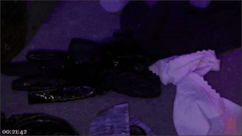 DJ – Chelsea Marie – Chelsea Marie pounds pervert panty boy slut