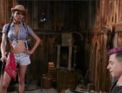 Venus Lux – Corbin Dallas – Earn Your Keep: Venus Lux\'s Country Barn Seduction