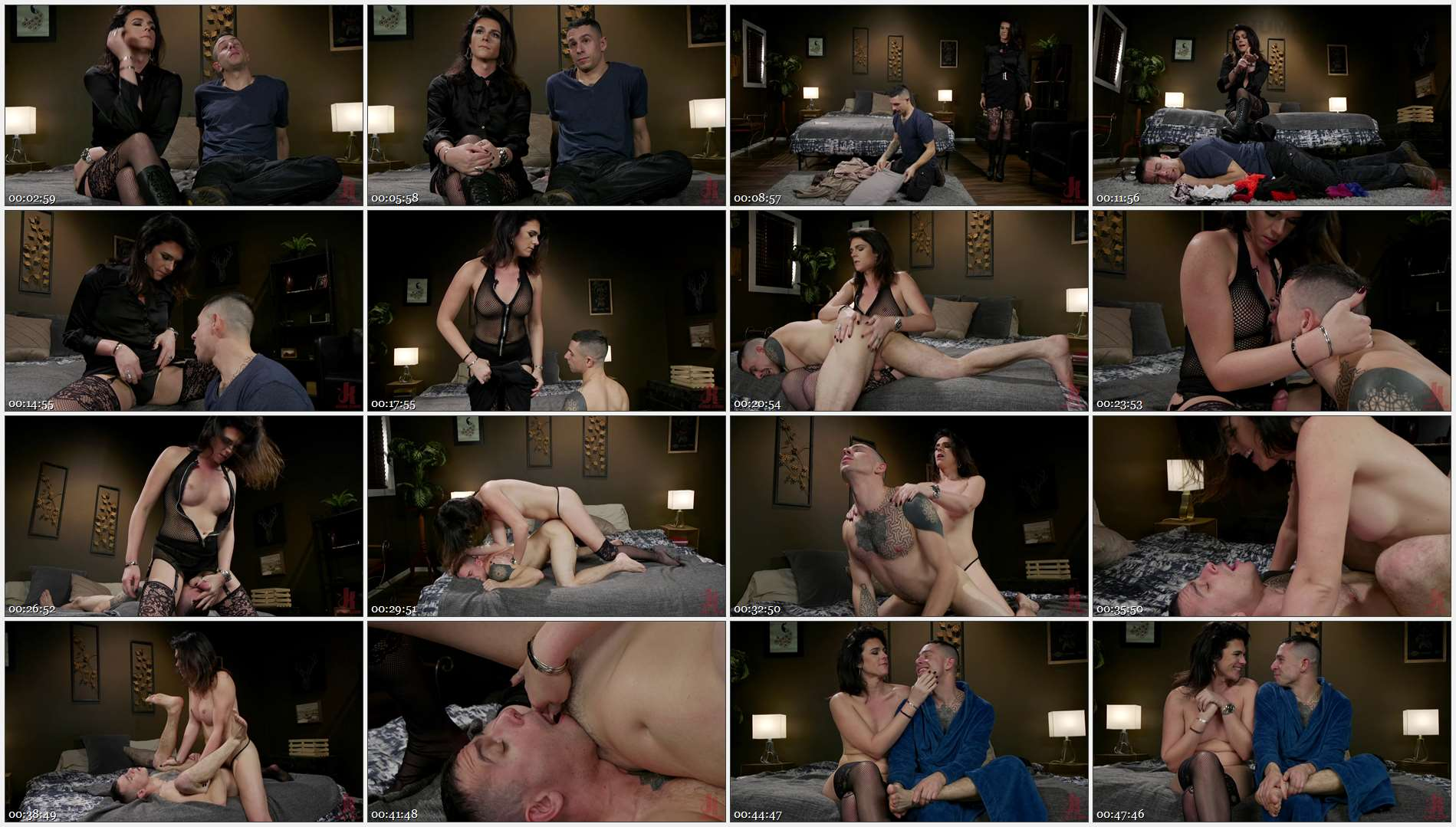 Corbin Dallas – Kendall Penny – Kendall Penny Punishes Task App Guy With Her Cock.