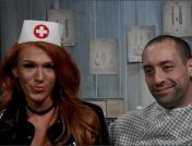 Aspen Brooks – DJ – Stress Test: Nurse Aspen Brooks Tests Naughty Patient