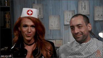 Aspen Brooks – DJ – Stress Test: Nurse Aspen Brooks Tests Naughty Patient