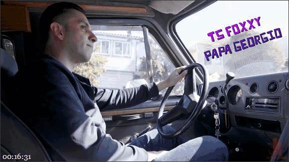 TS Foxxy – Papa Georgio – Peeper\'s Punishment: TS Foxxy takes down peeping tom_cover
