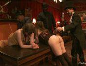 Bella Rossi – Kristine Kahill – Lounge Slaves