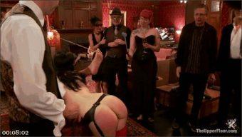 Nikki Darling – Juliette March – Natalie Moore – Derrick Pierce – Mark Davis – Porn Star Anal Orgy