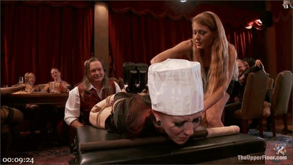 Beretta James – Alani Pi – Nerine Mechanique – Anal Bang Reward for the Brunch Chef_cover