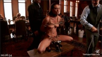 Casey Calvert – Maestro – Bella Rossi – Gorgeous Anal Sex Slave Petitions to Serve the House