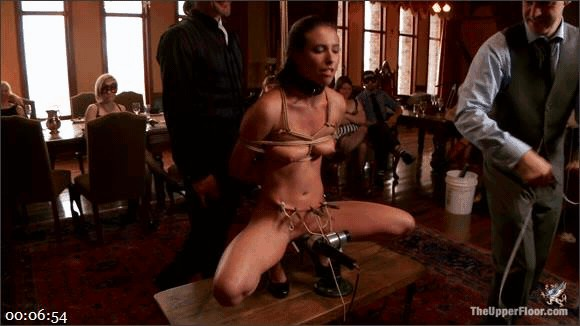 Casey Calvert – Maestro – Bella Rossi – Gorgeous Anal Sex Slave Petitions to Serve the House_cover