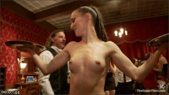 Owen Gray – Bonnie Day – Cherie DeVille – Making an Upper Floor Slave, and Monster Cock Fucks Hot Blonde Slut